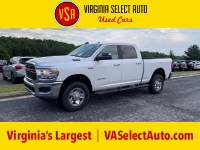 Used 2019 Ram 2500 Big Horn Truck for sale in Amherst, VA