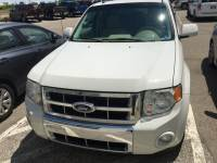 Used 2011 Ford Escape Limited For Sale in Monroe OH