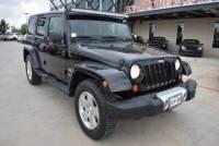2010 Jeep Wrangler Unlimited Sahara 4X4