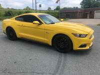Pre-Owned 2015 Ford Mustang GT Premium Coupe