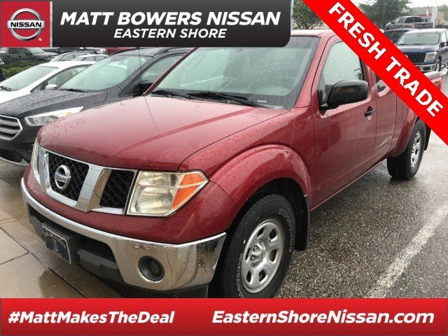 Photo Used 2008 Nissan Frontier SE Pickup