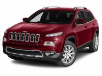 2014 Jeep Cherokee Limited 4x4 SUV 9-Speed Automatic 4x4