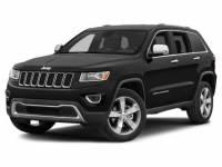 2015 Jeep Grand Cherokee Laredo 4x4 SUV 8-Speed Automatic 4x4