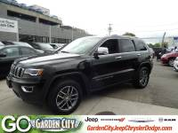 Certified Used 2017 Jeep Grand Cherokee Limited For Sale | Hempstead, Long Island, NY