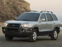 Used 2005 Hyundai Santa Fe West Palm Beach