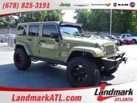 2013 Jeep Wrangler Unlimited Sahara 4WD Sahara in Atlanta