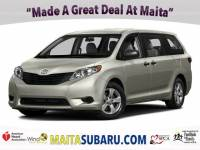Used 2016 Toyota Sienna L Available in Sacramento CA