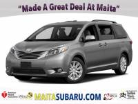 Used 2017 Toyota Sienna XLE Available in Sacramento CA