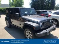 2016 Jeep Wrangler Unlimited Rubicon Convertible in Franklin, TN