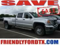 Used 2016 GMC Sierra 3500HD Base Truck 8-Cylinder SFI Flex Fuel OHV for Sale in Crosby near Houston