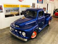 1951 Ford F1 Hot Rod Pickup