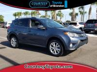 Pre-Owned 2013 Toyota RAV4 Limited SUV in Jacksonville FL