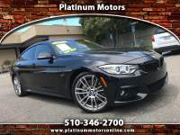 2017 BMW 4-Series Gran Coupe 430i ~ L@@K ~ 1 CA Owner ~ M Sport ~ BLK/RED ~ We