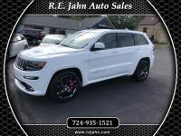2016 Jeep Grand Cherokee 4WD 4dr SRT