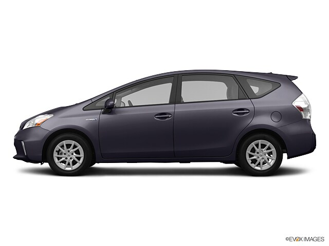 Photo 2012 Toyota Prius v Three for sale in Corvallis OR