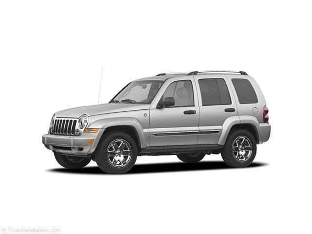 Photo Used 2006 Jeep Liberty 4dr Sport in Oregon City