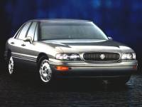 Pre-Owned 1997 Buick LeSabre Limited Sedan in Greenville SC
