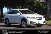 Certified Pre-Owned 2017 Acura RDX w/Technology Pkg in Pleasanton, CA