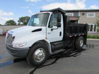 Used 2007 International 4300 Reg-Cab Dump Truck