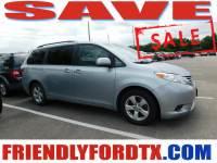 Used 2015 Toyota Sienna LE Minivan/Van V6 SMPI DOHC for Sale in Crosby near Houston