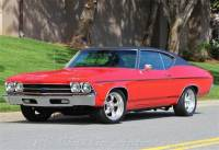 1969 Chevrolet Chevelle -PRO TOURING FUEL INJECTED AUTOMATIC