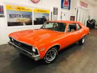 1972 Chevrolet Nova -350 ENGINE 4 SPEED-SEE VIDEO