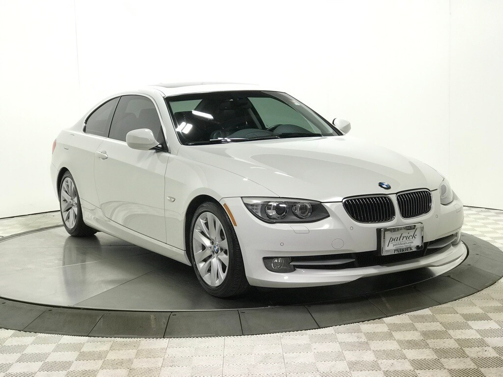 Photo 2012 BMW 3 Series 328i Coupe for sale in Schaumburg, IL