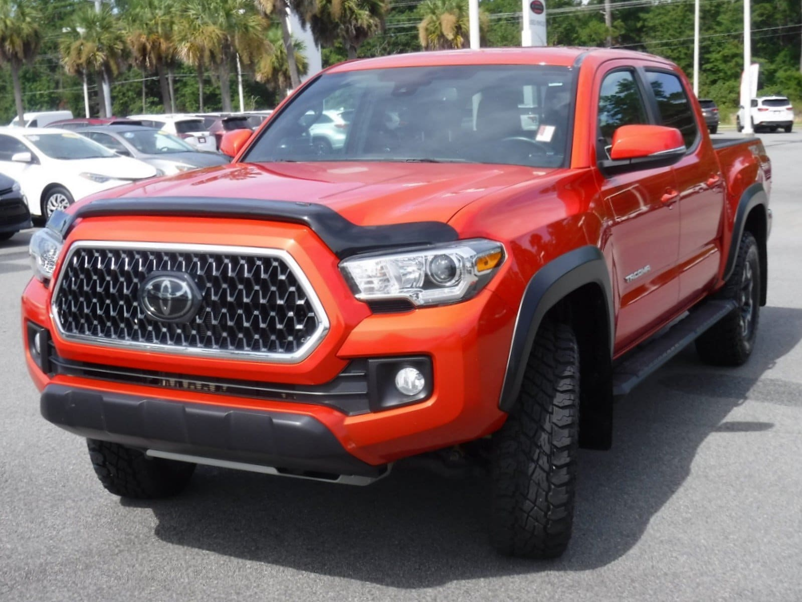 Photo 2018 Toyota Tacoma TRD Off Road V6 Truck Double Cab in Columbus, GA