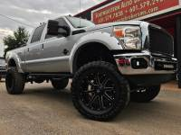 2014 Ford F-250 SD LARIAT CREW CAB SHORT BED 4WD CUSTOM LIFTED