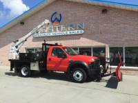 2008 Ford F450 Service Truck