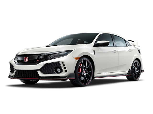 Photo Pre-Owned 2018 Honda Civic Type R Touring Hatchback For Sale in Shelby MI