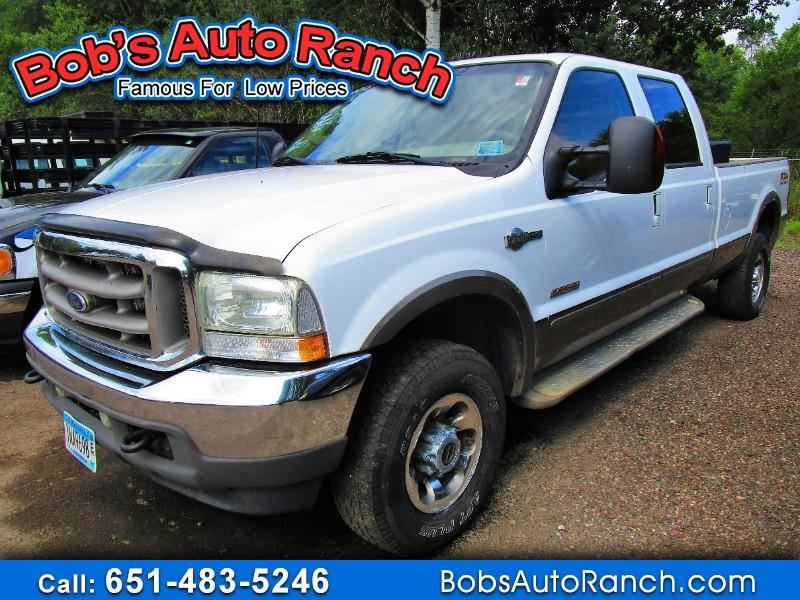Photo 2003 Ford F-350 SD King Ranch Crew Cab Long Bed 4WD