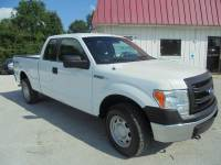 2013 Ford F-150 XL SuperCab 6.5-ft. Bed 4WD