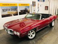 1969 Pontiac Firebird -PHS PAPERWORK 350-AUTO CONVERTIBLE-SEE VIDEO