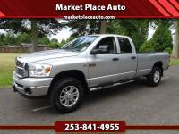 2008 Dodge Ram 2500 Big-Horn L/B 4WD 6.7L Cummins Diesel