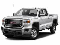 2016 GMC Sierra 2500HD SLE Extended Cab Pickup 4WD