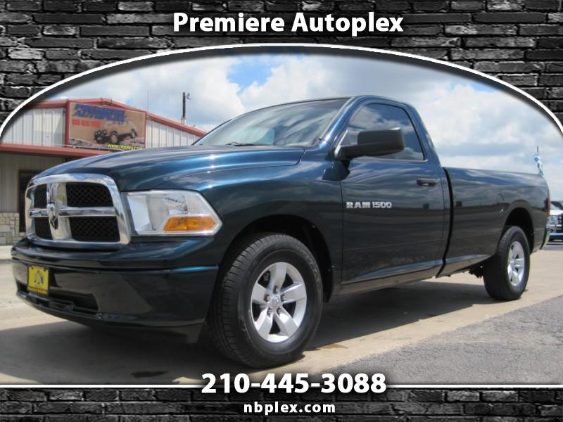 Photo 2011 RAM 1500 1500 Long Bed 2WD V6 only 35K miles