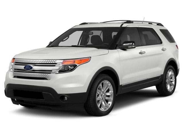 Photo Used 2015 Ford Explorer XLT SUV in Merced, CA