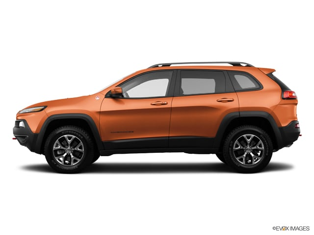 Photo Used 2014 Jeep Cherokee Trailhawk 4x4 SUV For Sale Leesburg, FL
