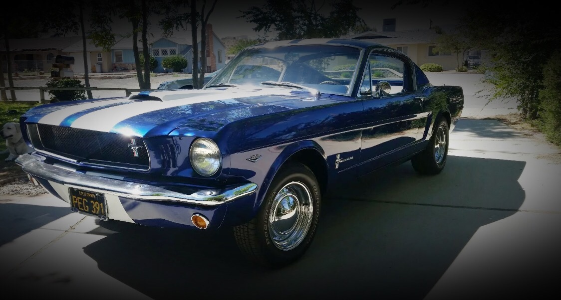 Photo 1965 Ford Mustang -FASTBACK 22 CALIFORNIA CLASSIC