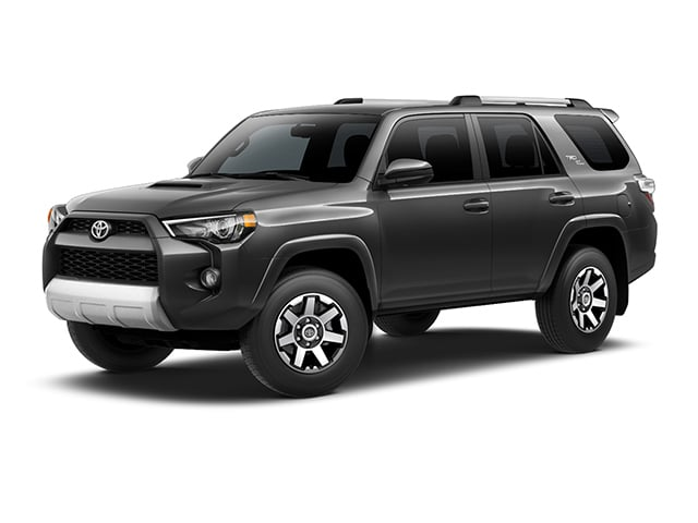 Photo Used 2018 Toyota 4Runner TRD Off Road SUV for sale in Laurel, MS
