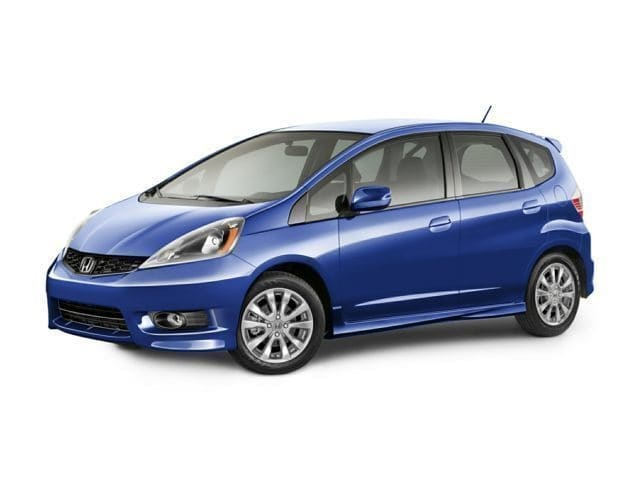 Photo Pre-Owned 2012 Honda Fit Sport Hatchback For Sale in Raleigh NC