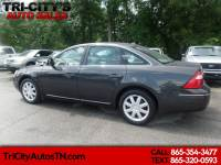 2007 Ford Five Hundred 4dr Sdn Limited AWD