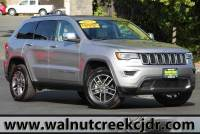 Used 2019 Jeep Grand Cherokee Limited Sport Utility 4D SUV in Walnut Creek CA