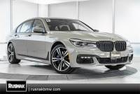 Pre-Owned 2018 BMW 7 Series 750i Sedan For Sale Near Los Angeles