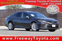 2018 Toyota Camry Sedan Front-wheel Drive - Used Car Dealer Serving Fresno, Central Valley, CA