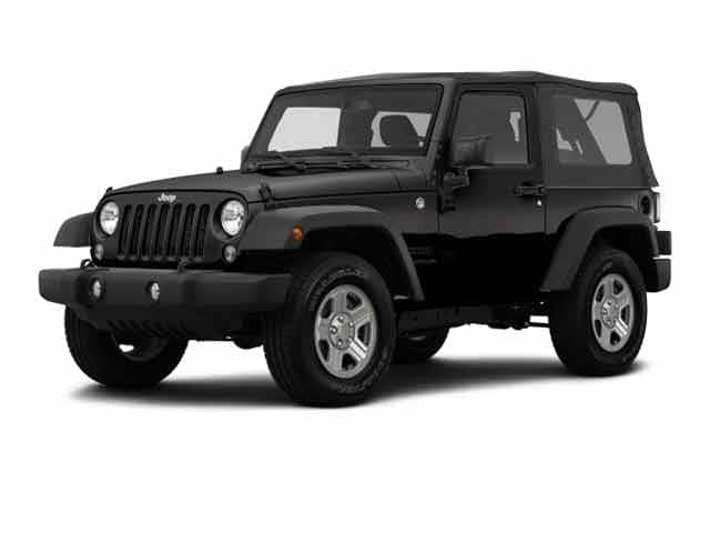 Photo Pre-Owned 2016 Jeep Wrangler JK Sport SUV For Sale in Raleigh NC