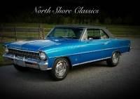 1967 Chevrolet Nova -SUPER SPORT RESTORED