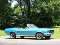 1967 Ford Mustang -289 C CODE FUN CONVERTIBLE