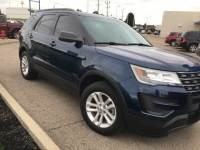 Used 2017 Ford Explorer For Sale in Monroe OH